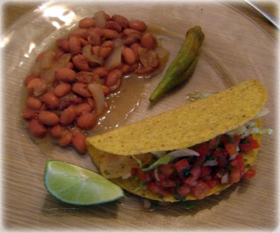 Fish Tacos Man Fuel Food Blog