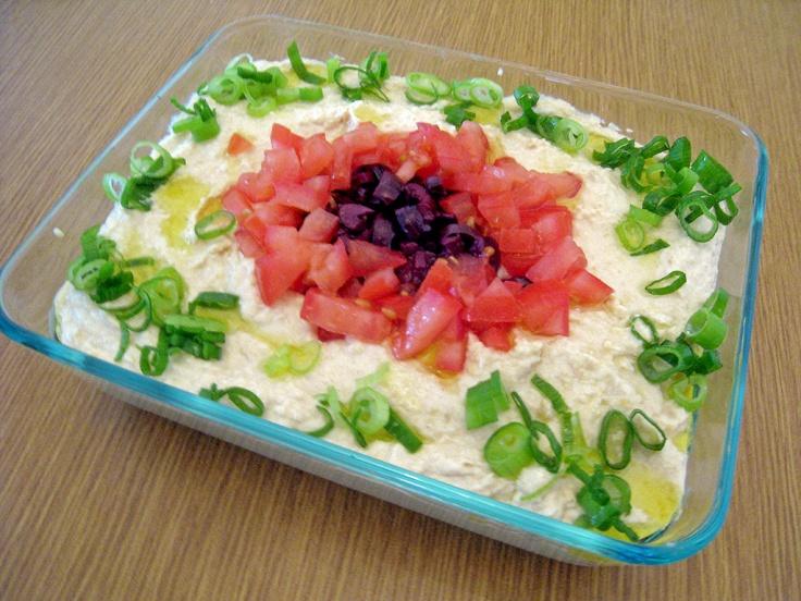 Home Is A Kitchen - Hummus Recipe