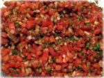 Fresh Pico De Gallo Salsa Recipe from Man Fuel: https://manfuel.wordpress.com