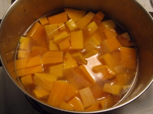 Butternut Squash Soup Recipe by Man Fuel: https://manfuel.wordpress.com