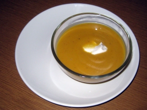 Man Fuel Food Blog - Butternut Squash Soup Recipe