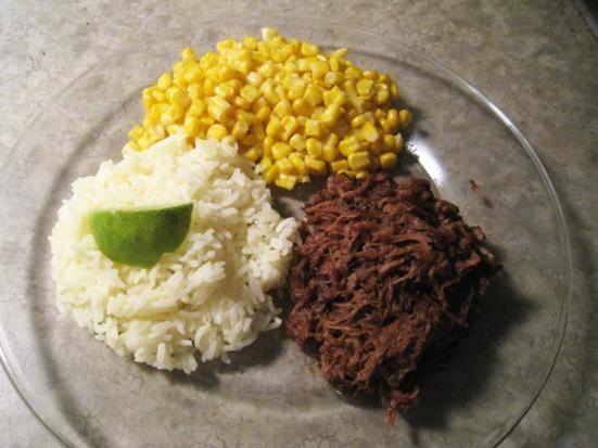 Shredded Beef Recipe by Man Fuel: https://manfuel.wordpress.com