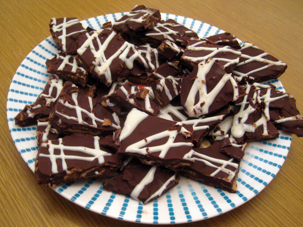 Γκοφρέτες Σοκολάτας