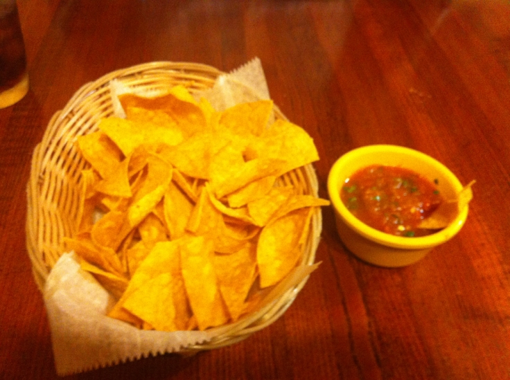 Chips and Salsa from El Rancho Grande