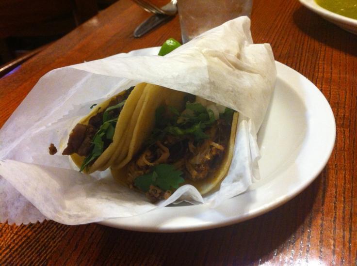El Rancho Grande Tacos