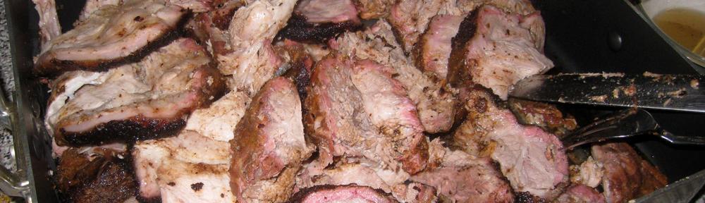 Smoked Pork Shoulder Recipe by Man Fuel