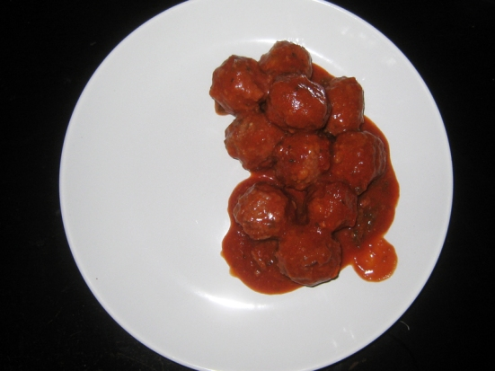 Tender Classic Meatball Recipe by Man Fuel https://manfuel.wordpress.com