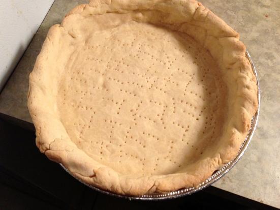 Pumpkin Pie Crust Pre-Baked