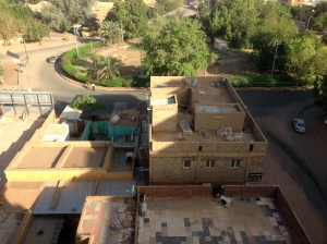 Sudanese Rooftops
