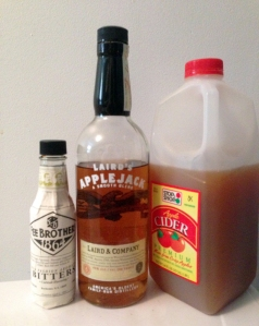 Triple A - Apple Cider Drink Ingredients