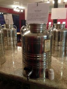 Jalepeno Olive Oil at the Olive Tap in Providence RI