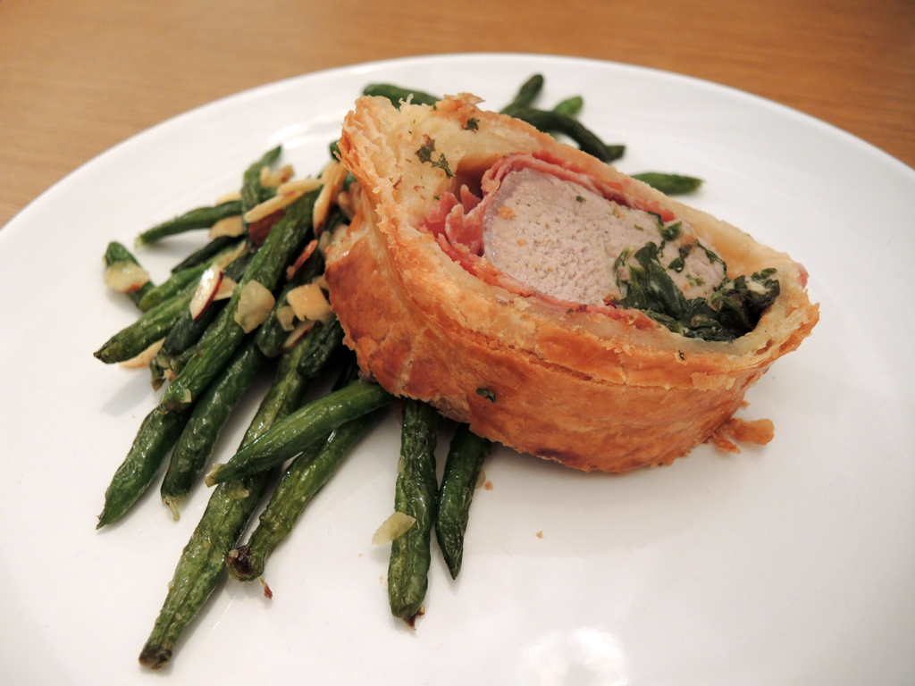 Pork Wellington Recipe Man Fuel Food Blog