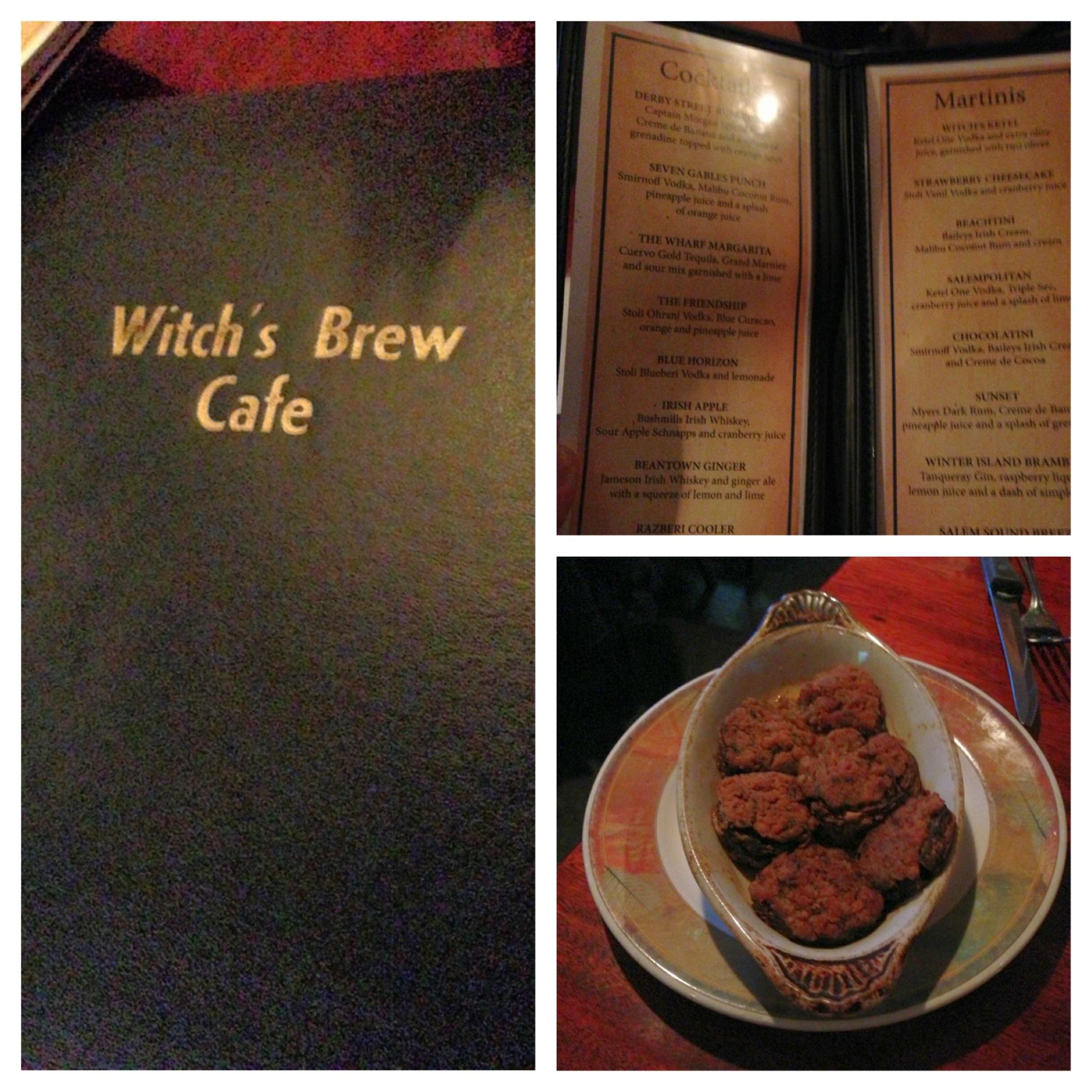 Witch S Brew Cafe Salem Ma