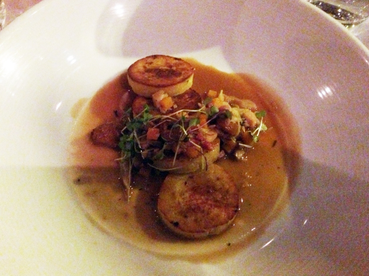 Bergamot - Chicken and Dumplings Appetizer