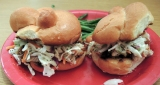 Smoky Chicken Sliders Recipe