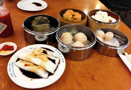 Chau Chow City Dim Sum - Dorcester MA