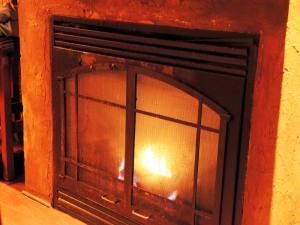 Lansdowne Pub Fireplace