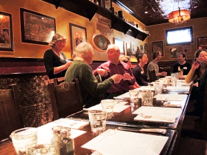 Mystery Meet at Lansdowne Pub