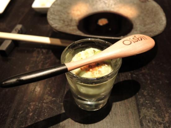 Oishii - Edamame Mousse
