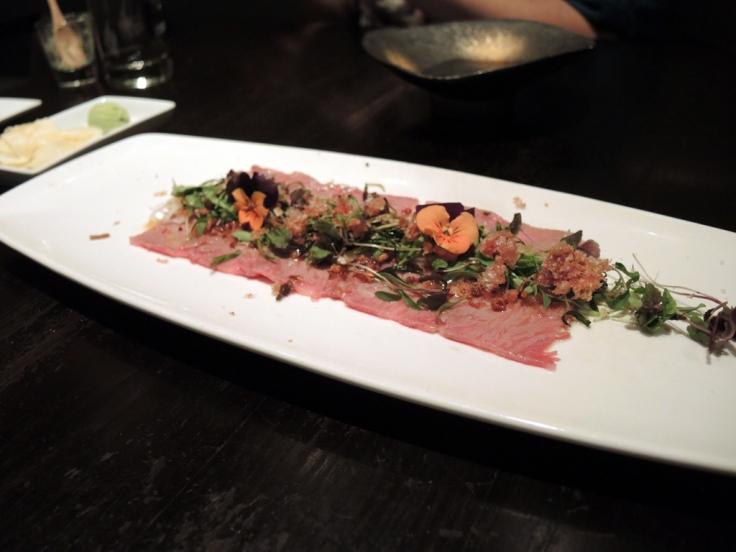 Oishii - Kobe Beef Carpaccio