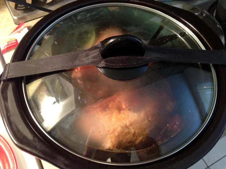 Pulled Pork by Man Fuel - In the Slow Cooker