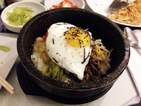 Sun and Moon - BiBimBop or BiBimBap - Providence RI
