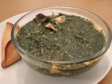Molokhia Soup Recipe