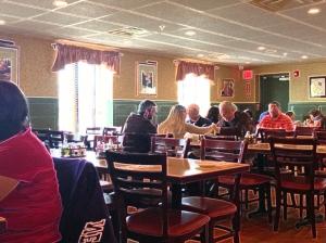 Gennaros Eatery Interior