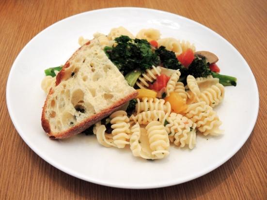 Pasta Primavera Recipe by Man Fuel manfuel.wordpress.com
