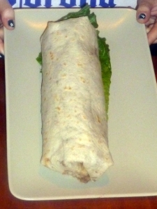 Burrito Challenge - Skinnys Cantina - NY