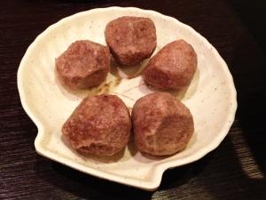 Shabu - Quincy MA - Meatballs