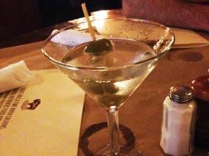 Teds Montana Martini