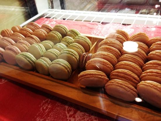 Ellies Bakery - Macarons