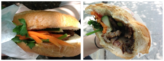Lotus Pepper Food Truck - BBQ Pork Sandwich - by Man Fuel