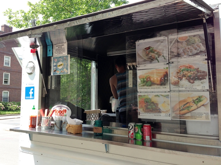 Lotus Pepper Food Truck Window - Review by Man Fuel