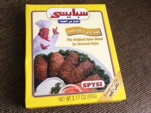 Spysi for Kofta by Man Fuel