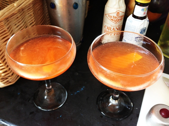 The Common Dawn Aperitif on Man Fuel Food Blog