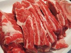 Beef Ribs Pre-Chopped