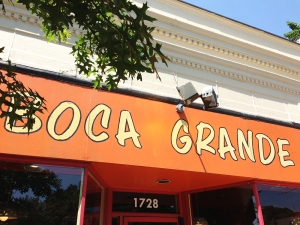 Boca Grande in Cambridge MA