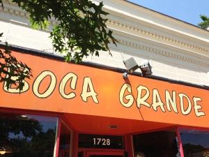 Boca Grande in Cambridge MA