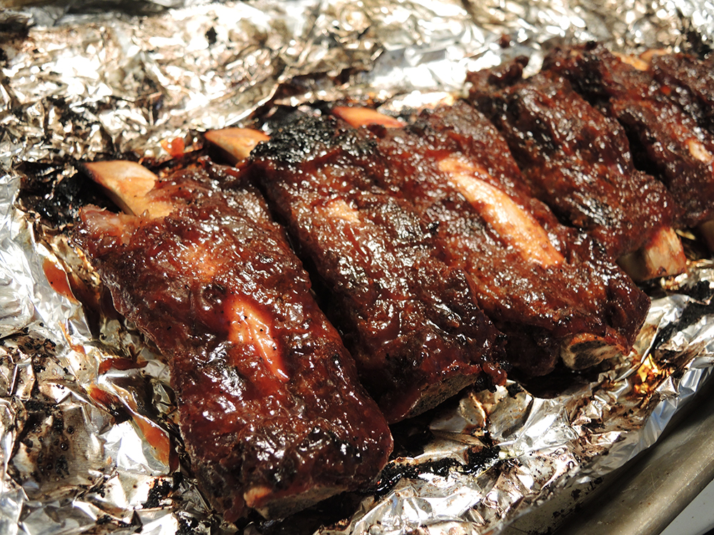 Pork rib recipes oven baked