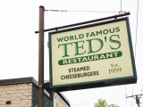 Ted's World Famous Steamed Cheeseburgers Review – Meriden, CT
