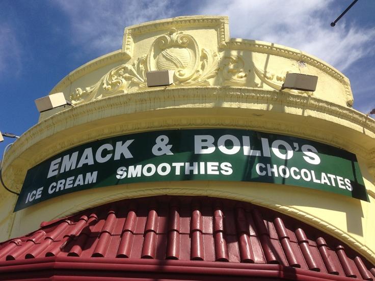 Emack and Bolios - Brookline MA
