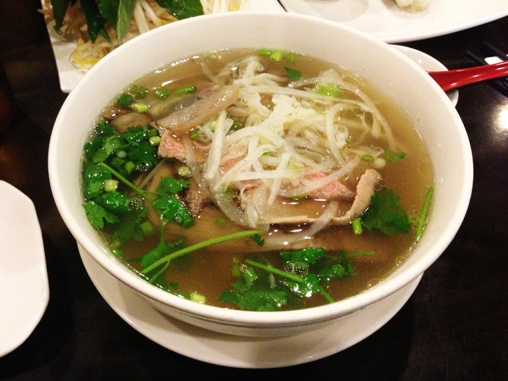 Pho Countryside - Quincy MA - Dac Biet Beef Pho Soup