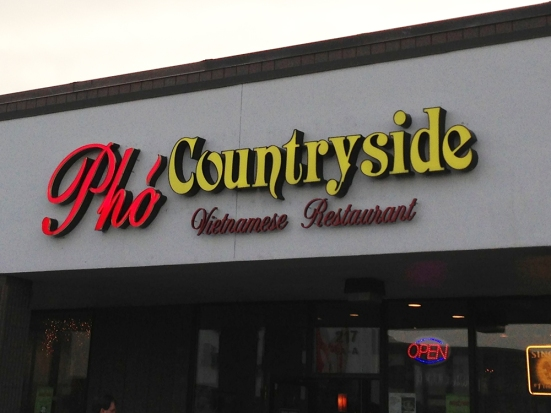 Pho Countryside - Quincy MA