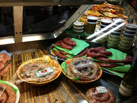 Venda Ravioli - Providence RI - Homemade Sausage