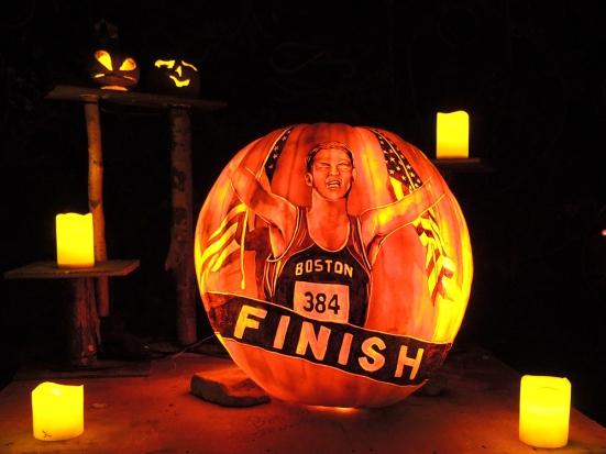 Boston Marathon - Jack-o-lantern Spectacular Roger Williams Park Zoo