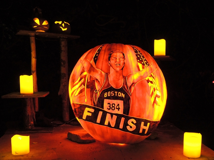 Boston Marathon - Jack-o-lantern Spectacular Roger Williams Park Zoo
