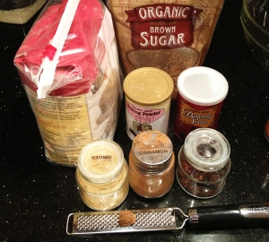 Buttermilk Pancake Ingredients