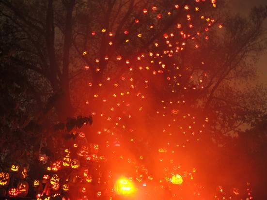 Club Pumpkin - Jack-o-lantern Spectacular Roger Williams Park Zoo